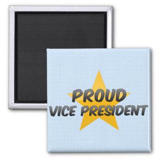 Proud Vice President Magnet