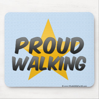 Proud Walking Mouse Pad