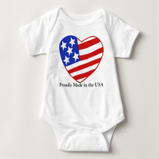 Proudly Made in the USA Shirt