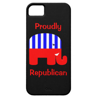 Proudly Republican iPhone 5 Cover