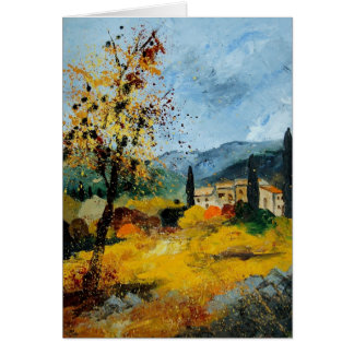 Provence Card