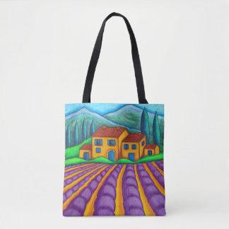 Provence Colours Bag By Lisa Lorenz