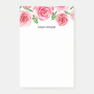 Provence Rose | Personalized Post-it Notes