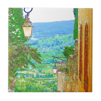 Provence View Tile