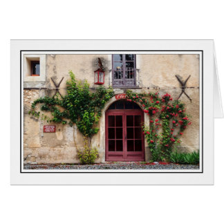 Provence Winery Card