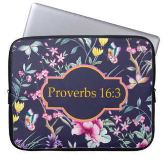Proverbs 16:3 Bible Verse Case