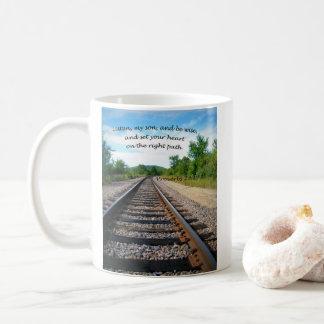Proverbs 23:19 coffee mug