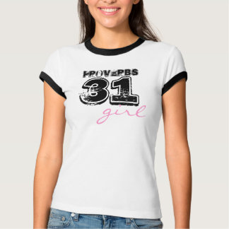 Proverbs 31 girl bible verse T-Shirt