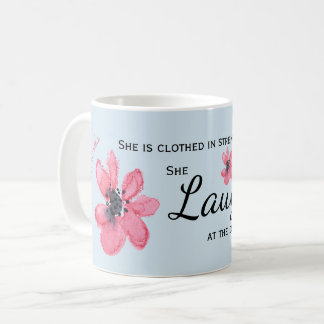 Proverbs 31 Strong Woman Mug