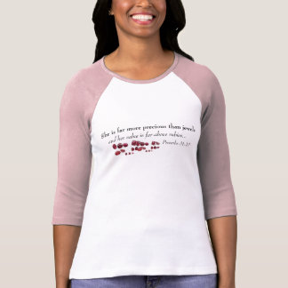 Proverbs 31  Virtuous  T-Shirt