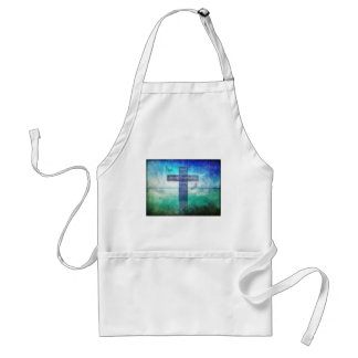 Proverbs 3:5 Trust in the Lord with all your heart Aprons