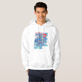 Proverbs 4:23 bible verse- wellspring of life hoodie