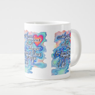Proverbs 4:23 bible verse- wellspring of life Mug