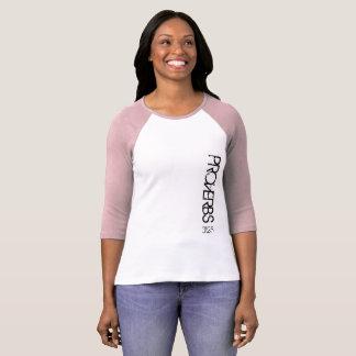 provervbs 31:25 T-Shirt