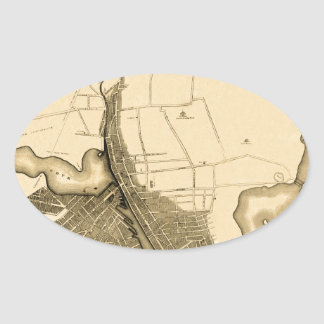 providence1823 oval sticker