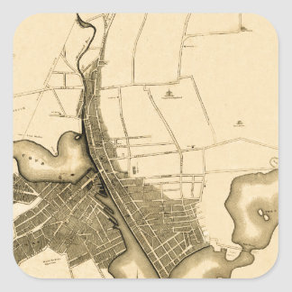 providence1823 square sticker