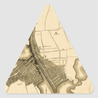 providence1823 triangle sticker