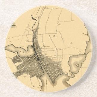 Providence 1823 coaster