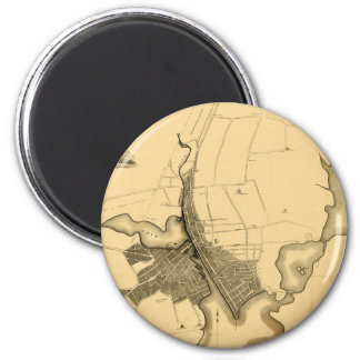 Providence 1823 magnet