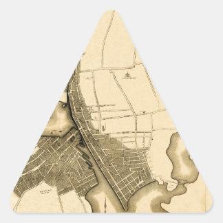 Providence 1823 triangle sticker