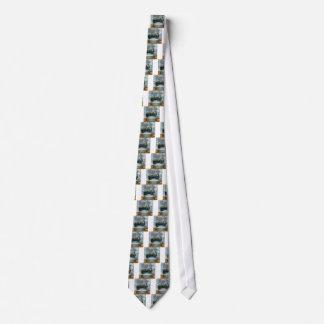 Providence Island Snow Globe Tie