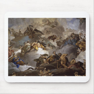 Providence Presiding over Virtues and Faculties Mouse Pad