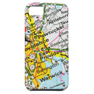 Providence, Rhode Island iPhone 5 Cover