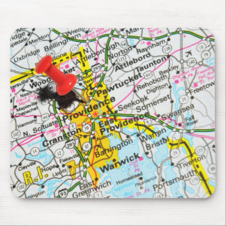 Providence, Rhode Island Mouse Pad