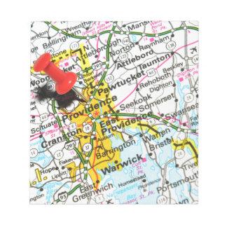 Providence, Rhode Island Notepad
