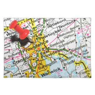 Providence, Rhode Island Placemat