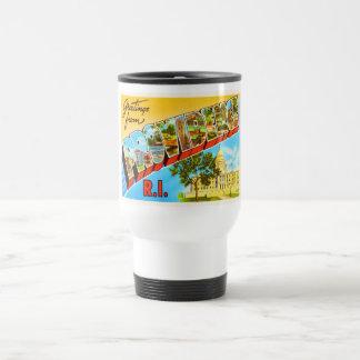 Providence Rhode Island RI Vintage Travel Souvenir Travel Mug