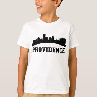 Providence RI Skyline T-Shirt