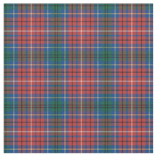 Province of British Columbia Canada Tartan Fabric