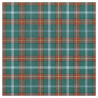 Province of Manitoba Canada Tartan Fabric