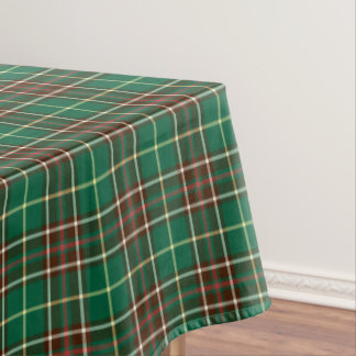 Province of Newfoundland Tartan Tablecloth