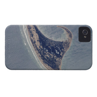 Provincetown Aerial Photograph iPhone 4 Case-Mate Case