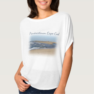 Provincetown Beach on Cape Cod T-Shirt