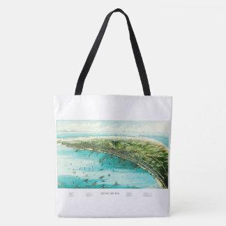 Provincetown, Cape Cod, 1910 Tote Bag