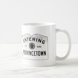 Provincetown Cape Cod Coffee Mug