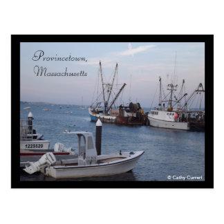 Provincetown, Massachusetts Postcard