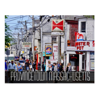 Provincetown Massachusetts Postcard