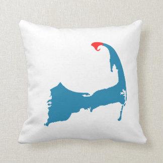 Provincetown Massachusetts Throw Pillow