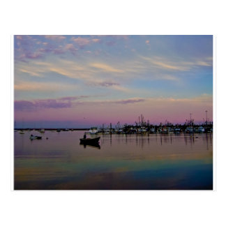 Provincetown Sunset Postcard