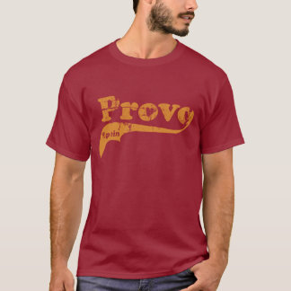 Provo... Spain T-Shirt