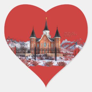 Provo Utah City Center Temple Sticker
