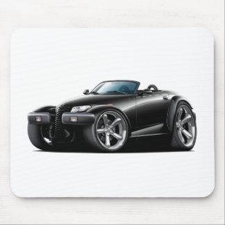 Prowler Black Car Mouse Pad