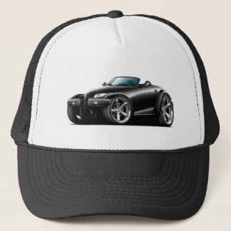 Prowler Black Car Trucker Hat