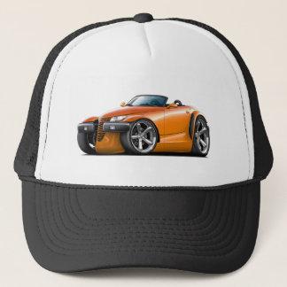 Prowler Orange Car Trucker Hat