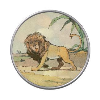 Prowling Jungle Lion Party Favor