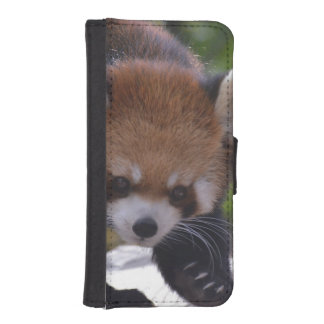 Prowling Red Panda iPhone 5 Wallets